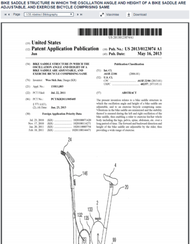 free patent application