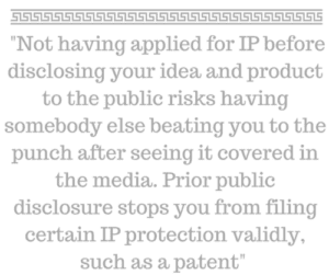 How Does Intellectual Property Protect A Person