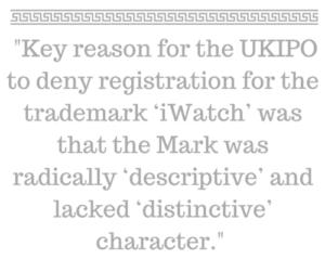 iWatch-UKIPO