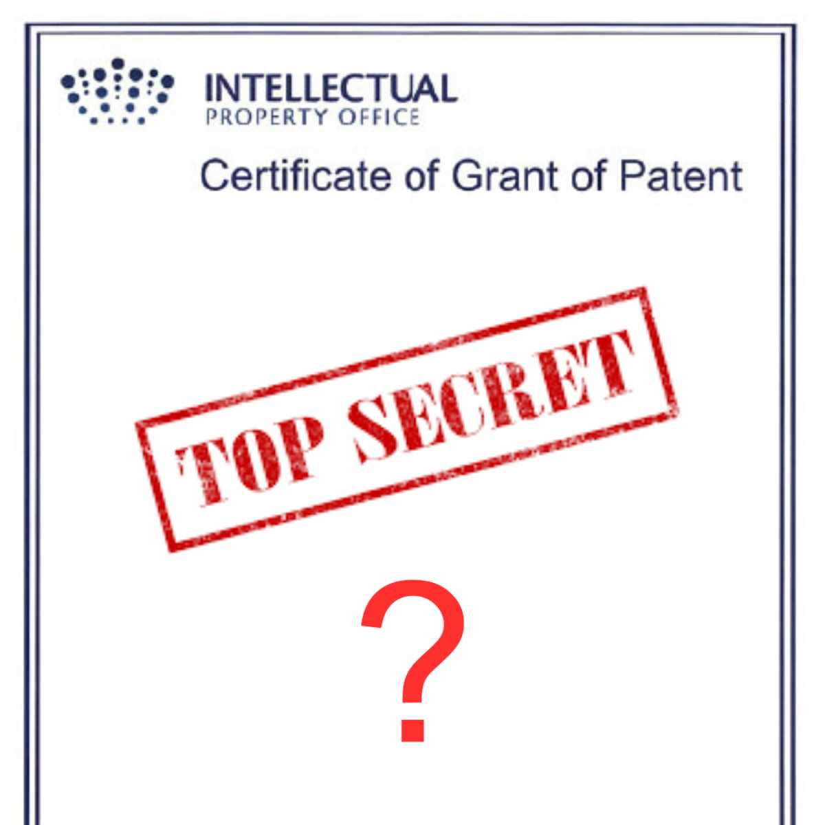 Why should you patent an invention?